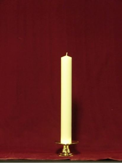 12 Inch Beeswax Candle