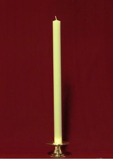16 Inch Beeswax Candle