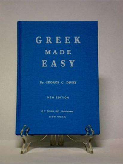 Greek Made Easy
