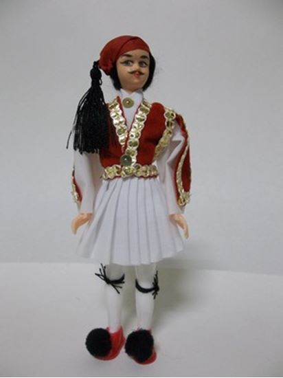 Greek Dolls    SOLD AS PAIR(MAN,WOMAN)  OUT OF STOCK