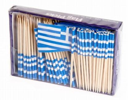 National Flag Toothpicks