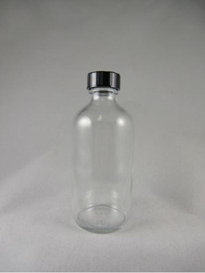 4 Ounce Glass Bottle