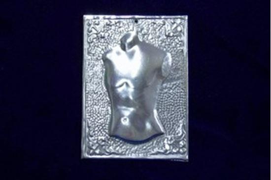 Single Male Torso Silver Tama
