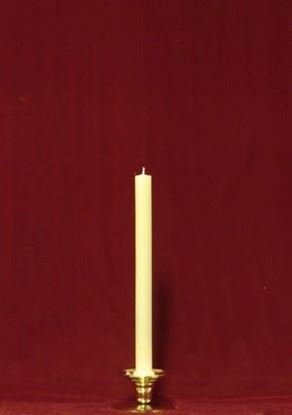 12 Inch 100 % Beeswax Candle